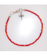 Anorexia Support Bracelet - Ana DANGLE Dragonfl... - $19.99