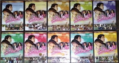 SA PILING MO DVD Complete Vol 1-10 Piolo Pascual Juday BRAND NEW!