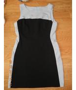 IZ Byer California Ladies Dress Size 9 Black Li... - $19.99