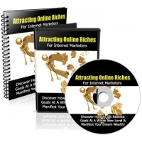Attracting Online Riches/bonus items + mp3/cd
