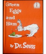 Green Eggs and Ham by Dr Seuss I Can Read It Al... - $4.95