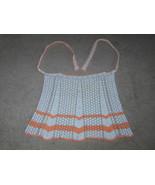 Vintage Crochet Half Apron  - $10.00