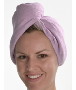 Aquis Diva Dryer Hair Turban (Pink) - Microfiber - $15.00