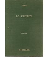 LA TRAVIATA OPERA 3 ACTS-VOCAL & PIANO - $20.00