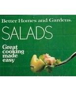 Better Homes and Gardens Salads: Cooking Made E... - $6.99