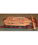Radio Flyer Sled - $15.00