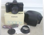 Buy ROKINON 3000e 35mm Film Camera w Case & Bag Flash NIB