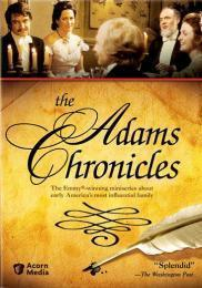 ADAMS CHRONICLES DVD/4 Discs
