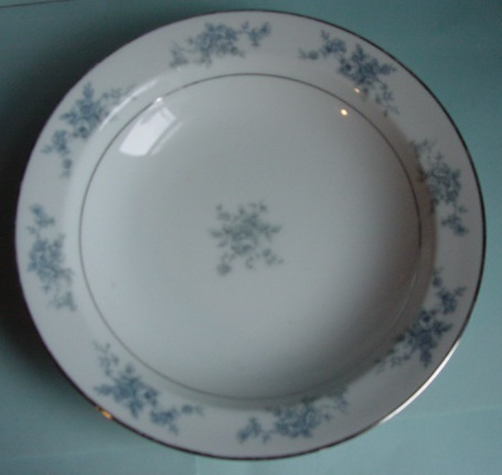 Salad plate Hampton Fine China  Sheffield pattern # 1403