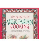 The Spice of Vegetarian Cooking: Ethnic Recipes... - $5.99