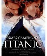 Titanic by James Cameron HCDJ First Edition Lar... - $17.99