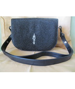 Genuine Stingray Leather Handbag by Infinity