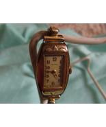 Vintage Art Deco Wyda Women's Watch 1930s - $20.00