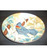 Knowles Red Wing Blackbird Plate  - $15.00
