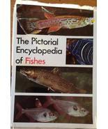 The Pictorial Encyclopedia of Fishes S FRANK Hardcover 1971