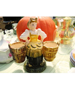 Hand Painted Collectible  Porcelain European Wa... - $9.95