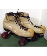 Vintage Sure Grip Super X 8R Roller Skates Mens... - $32.99