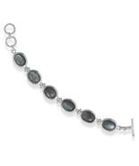 Labradorite Toggle Bracelet - $299.95