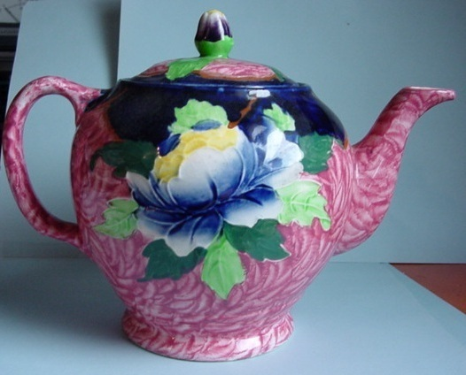 Floralteapot