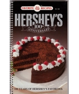Hershey's 100th Anniversary Chocolate Cookbook  - $4.99