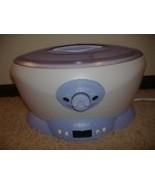 Homedics PAR-120 Paraffin Wax Spa HEAT THERAPY ... - $39.99