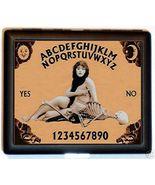 Vamp Skeleton Ouija Board ID/Cigarette Case - $9.89