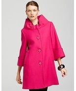 NEW Kate Spade Cherie Wool Coat Pink 6/S $695 Pink 10% off with buy it now - $465.00