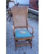 Walnut Eastlake Carved Rocker/Rocking Chair - $449.00