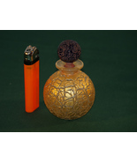 An Art Deco Glass Fragrance Bottle.  - $235.00