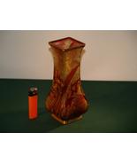 Art Nouveau Glass Vase.  - $880.00