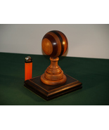 Antique Ornamental French Treen Paperweight  - $135.00