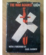 The War Against God Hardback Book with Dustjack... - $12.99