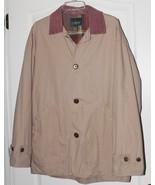 J. Crew Men's Khaki Field Jacket  Size Medium - $42.00