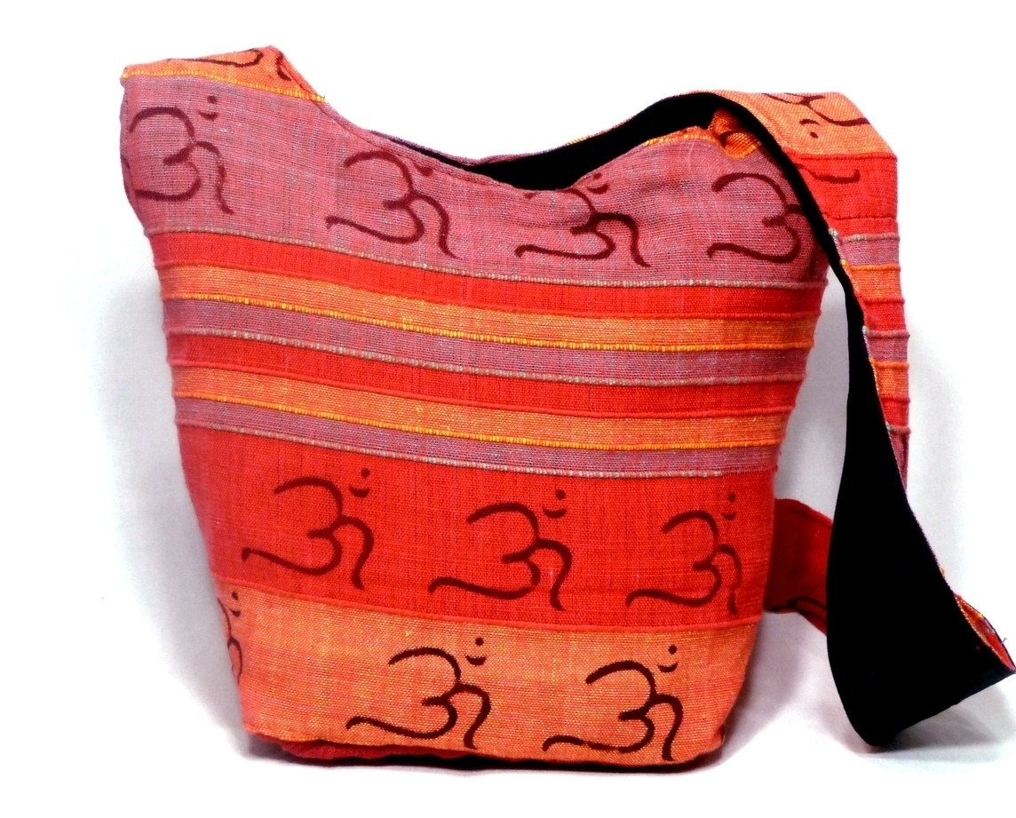 Boho Hippie Cotton Handmade Handbag Shoulder Bag India