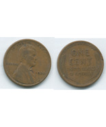 P58 - 1920 Lincoln Wheat Penny - $0.49