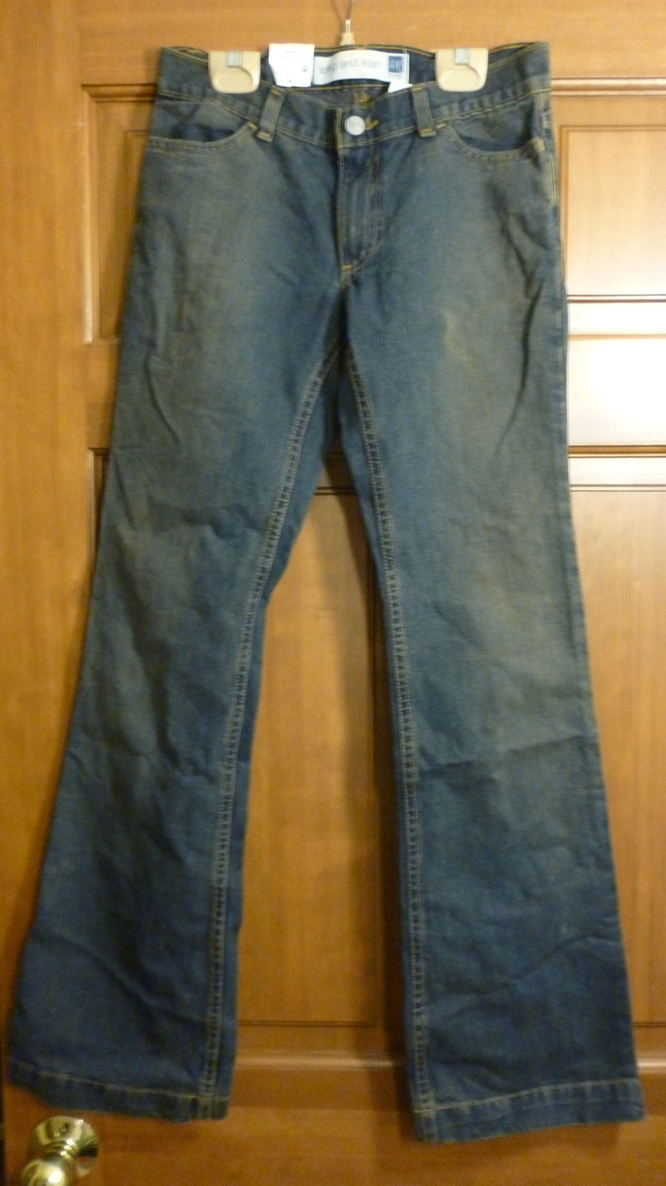 Gap jeans size 1 regular women's NWT