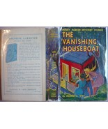 Penny Parker THE VANISHING HOUSEBOAT mystery #2... - $42.00