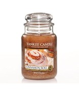Yankee Candle Cinnamon Roll 22 Oz Housewarmer Home Decor