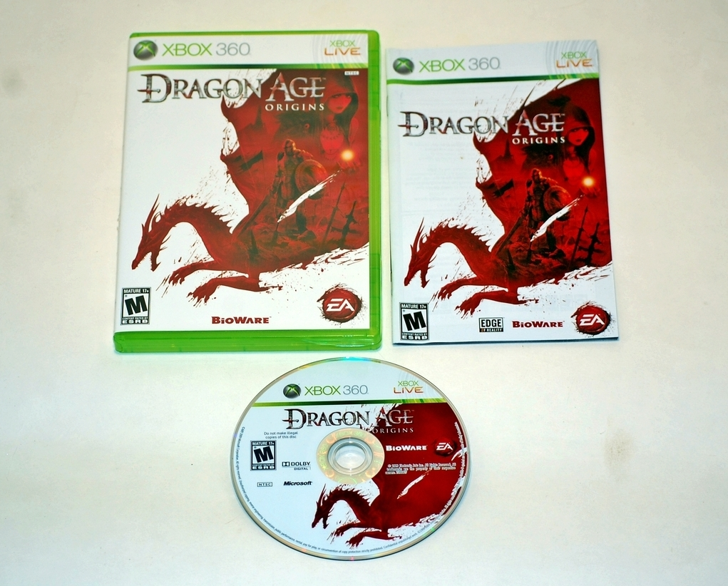 Dragon Age Origins ( Xbox 360 )