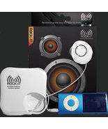 Rock-It Portable Vibration Speaker System - $30.95