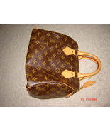 Authentic Louis Vuitton Speedy 25 Handbag Purse Bag
