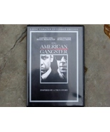 American Gangster DVD Movie Denzel Washington