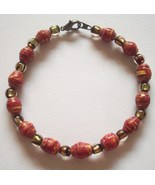 Bracelets Beaded Large Size New Handcrafted Sev... - $4.95