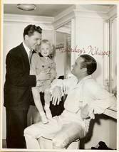 Bob Hope Eddie Bracken Daughter Original 1945 P... - $22.95