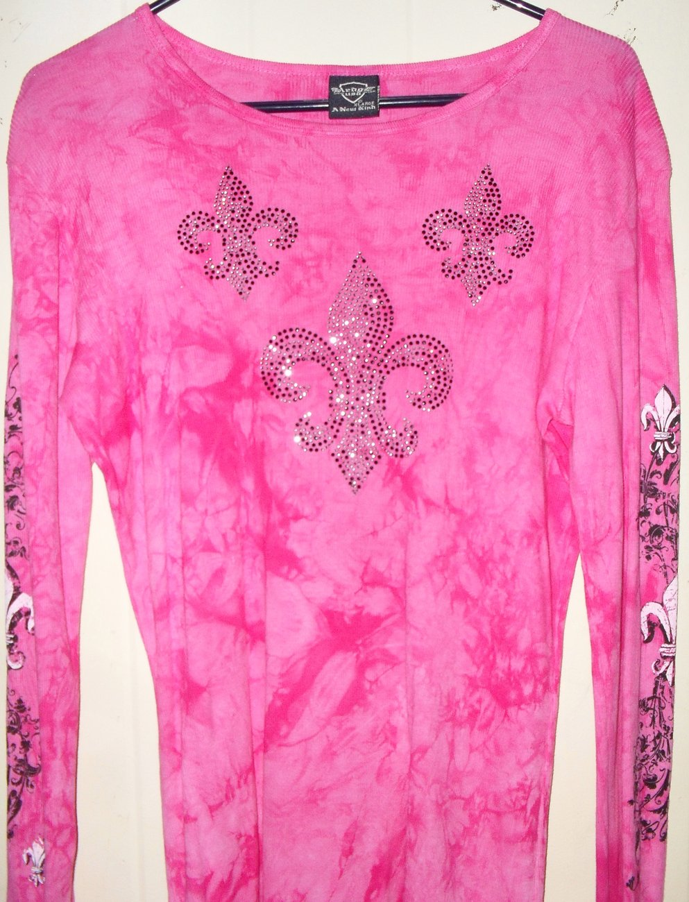 Sledge Made In USA Sportswear Shirt Hot Pink