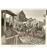 The TEXANS c.1938 2 ORG Movie Western SCENE PHO... - $14.99
