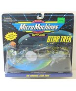 Star Trek The Original Series Micro Machines Collection 2 1994