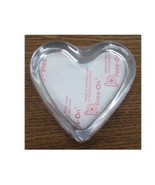 Heart Shaped Glass Paperweight - $19.00