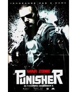 The Punisher WAR ZONE Movie Poster HUGE 4' x 6'... - $160.00
