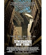 SYNECDOCHE , NEW YORK Movie Poster PHILIP SEYMO... - $99.00